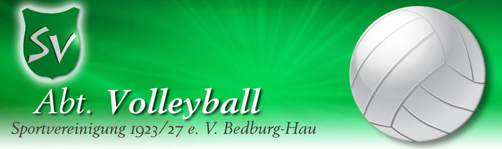 SV Bedburg-Hau Volleyball